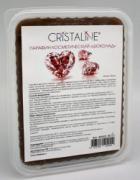 Косметический парафин Cristaline Шоколад, 450 гр