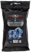"""Салфетки влажные Rexxon """"Ice Effect"""", гигиенические, 15 шт"""