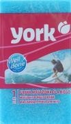 """Губка для тела York """"Рэмбо. Для него"""", цвет: синий, 18 см х 10,5 см х..."""