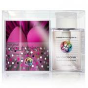 Beauty Blender the Original beautyblender double + cleanser kit -...