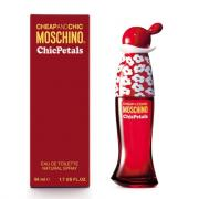 гель для душа Moschino Cheap & Chic Chic Petals
