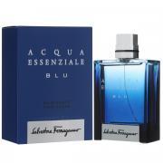 "Salvatore Ferragamo Туалетная вода ""Acqua Essenziale Blu"", мужская, 30..."