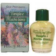 Frais Monde Парфюмированное масло Ваниль и белый мускус (Perfume Oil...