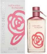 туалетная вода Alessandro Dell`Acqua Woman In Rose 50 мл