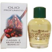 Frais Monde Парфюмированное масло Кассис и белый мускус (Perfume Oil...