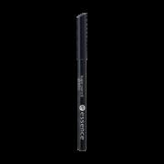Карандаш для глаз (тон 01) черный kajal essence
