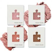 Тени для век Holika Holika Piece Matching Shadow Glitter (GRD01 Red...