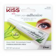 Kiss Клей с алое для накладных ресниц, Прозрачный Strip Lash Adhesive...