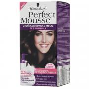 Perfect Mousse Стойкая краска-мусс оттенок 365 Темный шоколад, 35 мл