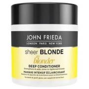 Маска John Frieda Go Blonder Deep Conditioner