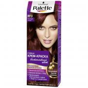 Краска -крем д/волос PALETTE RF3 Красный гранат 100 мл.