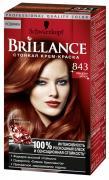 Schwarzkopf Стойкая крем-краска для волос оттенок 843 Глянцевая...