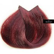 BioKap/ Краска для волос Рубиново-Красный тон 6.66, 140 мл.