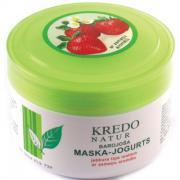 Kredo natur питательная маска-йогурт для любого типа волос с ароматом...