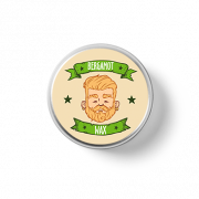 Воск для усов «bergamot» бородист