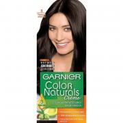 Краска для волос Garnier Color Naturals оттенок 3 Темный каштан 110мл