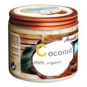 Масло кокоса для кожи и волос organic aromelle
