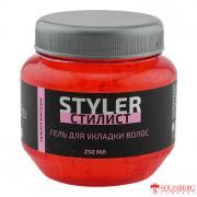Гель для волос, сильной фиксации, DOMIX GREEN