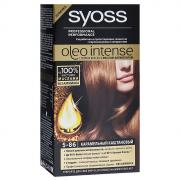 """Syoss Краска для волос """"Oleo Intense"""", 5-86. Карамельный каштановый"""