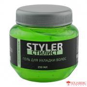 Гель для волос, нормальной фиксации, DOMIX GREEN