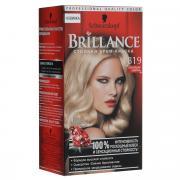 Brillance Стойкая крем-краска для волос, оттенок 819, Кристальная...