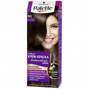 Краска -крем д/волос PALETTE N3 Каштановый 100 мл.