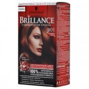 Schwarzkopf Стойкая крем-краска для волос BRILLANCE оттенок 901...