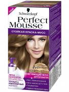 Краска для волос Schwarzkopf Perfect Mousse Тон 757 Имбирное печенье