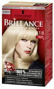 Schwarzkopf Стойкая крем-краска для волос BRILLANCE оттенок 818...