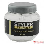 Гель для волос, эффект мокрых волос, DOMIX GREEN