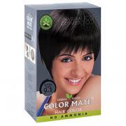 Натуральная краска для волос на основе хны color mate (тон 9.1,...