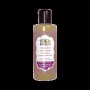 Травяной аюрведический шампунь шафран&тулси&ритха для объема
