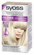 Syoss Краска для волос Gloss Sensation 10-51 Белый шоколад, 115 мл