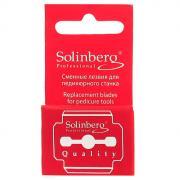"""Лезвия """"Solinberg"""" для педикюрного станка, 10 шт. 261-6002"""