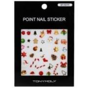 Наборы Tony Moly Point Nail Sticker (01)