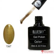 Гель лак для ногтей 10 мл. Bluesky Gel Polish Shellac 7347