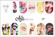Arti: Слайдер наклейки Arti for you 87