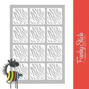 Дизайн: Трафареты для ногтей Animal planet №2