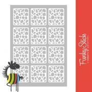 Дизайн: Трафареты для ногтей_Animal planet №3