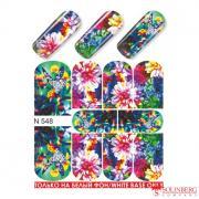 Слайдер дизайн для ногтей N-547