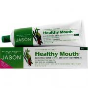 Гелевая зубная паста healthy mouth чайное дерево с фтором и coq10...