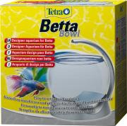 "Аквариум-шар для петушков Tetra ""Betta Bowl"" с освещением, 1,8 л"