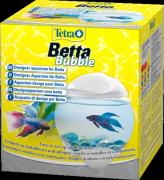 "Аквариум-шар для петушков Tetra ""Betta Bubble"" с освещением, цвет:..."