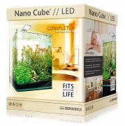 Аквариум Dennerle NanoCube Complete + LED DEN6020 10L
