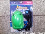 Компрессор Sonic 2168CS (1*1.5л/мин) Ч0139400