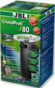 """Внутренний угловой фильтр для аквариумов JBL """"CristalProfi i80..."""
