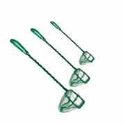 Аксессуары для аквариумов Trixie 8001 Сачок с крупной сеткой зеленый...