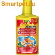 Tetra AquaSafe Goldfish - подготовка воды для золотых рыбок. 100мл на...