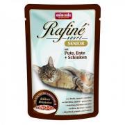 Animonda Rafine Soupe Adult консервы для кошек из телятины в жареном...