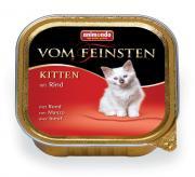 """Консервы для котят Animonda """"Vom Feinsten"""", с говядиной, 100 г"""